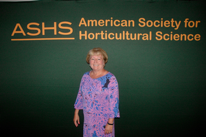 MSU Horticulture faculty member Bridget Behe, PhD, honored by American Society for Horticultural Science.