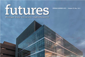 Perennial Powerhouse: Plant Research Fuels New Frontiers Cover