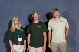 Michigan 4-H represented by two youth at 4-H Shooting Sports National Championships