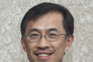 Photo of Ming-Han Li.