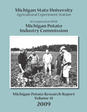2009 Michigan Potato Research Report