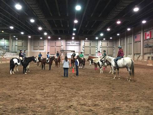 40th Annual 4 H Horse Benefit Clinic Weekend Was A Success Msu