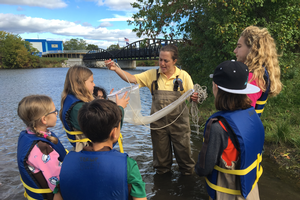Michigan Sea Grant Extension welcomes new educator to Saginaw Bay region