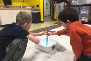 Youth are discovering science in the Alcona 4-H Makerspace