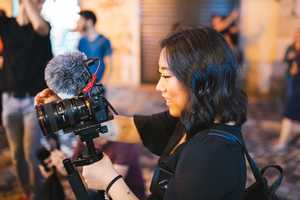 Learn how to design and shoot video like a professional on March 25