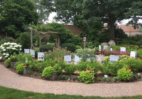 Many volunteering opportunities are available for Master Gardeners in west Michigan. Photo by Rebecca Finneran, MSU Extension.