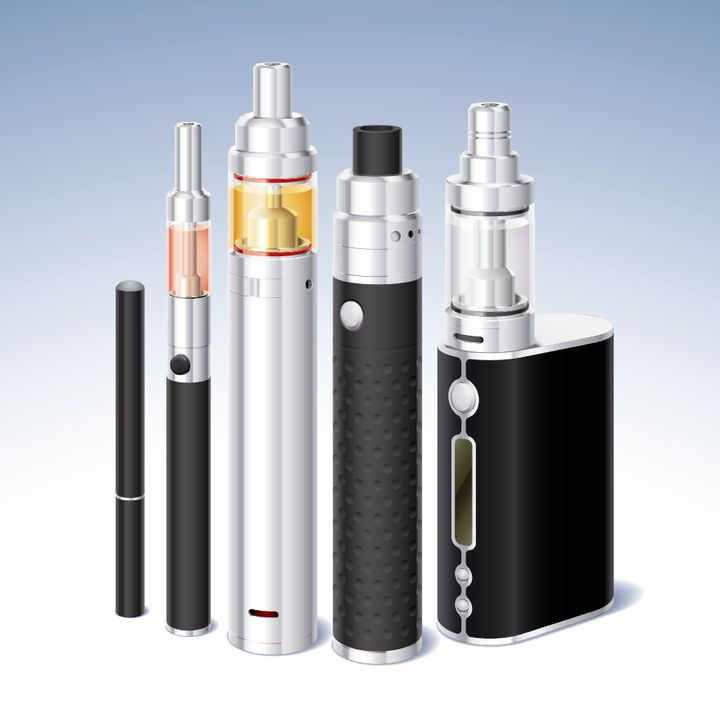 The electronic cigarette epidemic - Chronic Disease