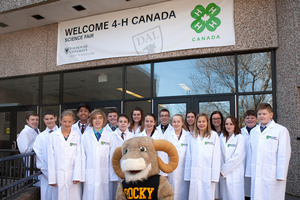 4-H around the world: Canada
