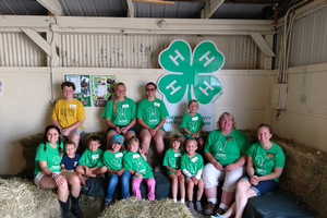 Jahns establish Cheboygan County 4-H endowment