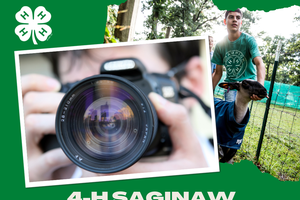 4-H Saginaw Photography Contest
