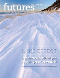 Lake Effect: Research in Michigan Reaps Great Rewards Cover