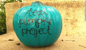 Make Halloween less scary for children with food allergies by participating in the Teal Pumpkin Project. | MSU Extension