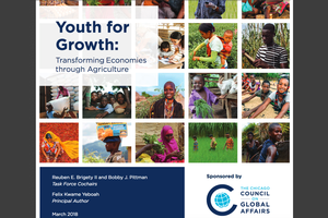 Youth for Growth, A New Report by F. K. Yeboah