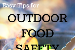 Adventures in keeping food safe while outdoors