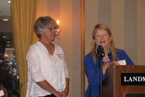 Michigan Master Gardener earns 2015 community volunteer award