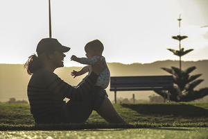 Having knowledge of parenting practices can assist you in having reasonable expectations for children as they grow and develop. Photo credit: Pixabay.