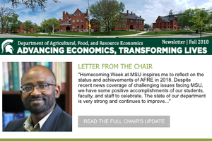Advancing Economics Transforming Lives Oct 2018