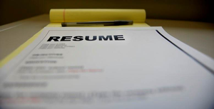 The latest on resumes