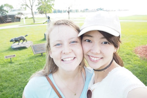 Japanese chaperone shares her perspective of international exchange experience
