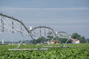 Irrigation and drainage education February 18, as part of MI Ag Ideas to Grow With virtual conference.