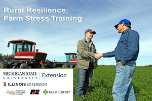Online farm stress training is free and open to the public