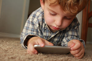 Kids' use of internet and social media is increasing