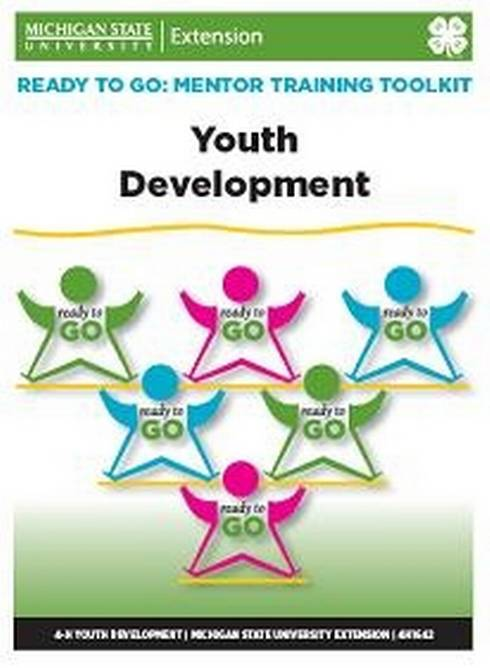Photo of Youth Development cover.