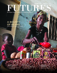 A Bounty of Beans: MSU's Hearty Global Impact Cover