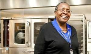 Betti Wiggins is the Executive Director of the Detroit Public Schools Office of School Nutrition. Photo courtesy metroparent.com