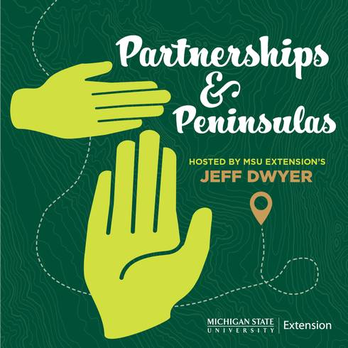Partnerships and Peninsulas cover art.