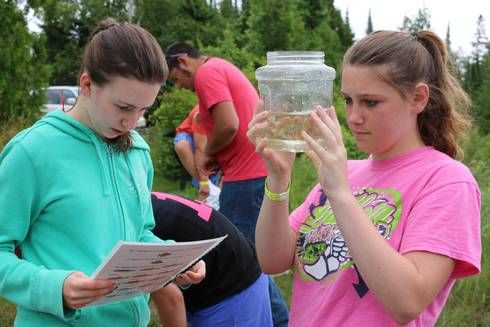 Youth interested in environmental stewardship and civic engagement have lots of opportunities to get involved through Michigan 4-H. Photo credit: Judy Ratkos | MSU Extension