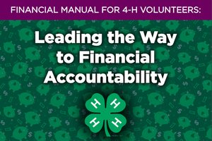 Financial Manual for 4-H Volunteers