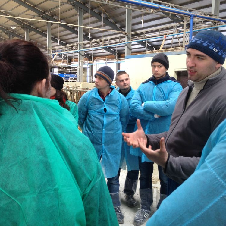 Loss of export markets to Russia has hurt the Ukraine dairy industry. Despite this difficulty, Ukraine dairy producers and processors still believe in the future of the industry by working to develop alternate export markets.