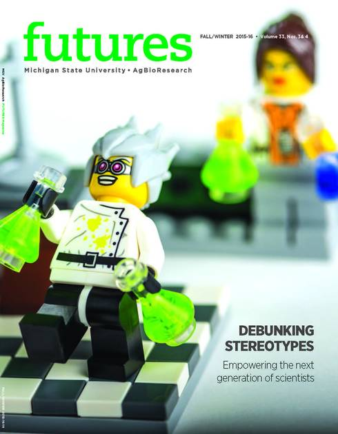 Debunking Stereotypes: Empowering the Next Generation of Scientists Cover