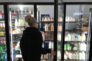 Consumers desire local dairy products