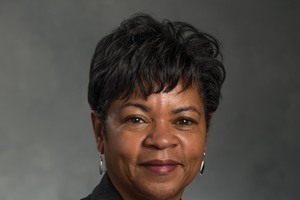 Dorcia Chaison named the 2019 CANR Outstanding Academic Advisor