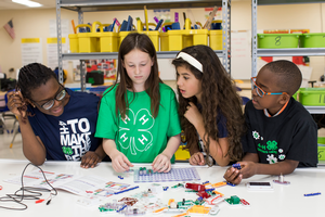 Children & Youth Impacts: Building Science Literacy & Future STEM Professionals