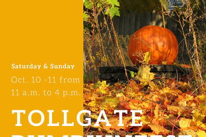 Tollgate Pumpkinfest offers fall family fun