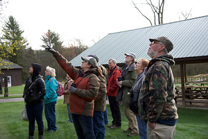 Field ornithology course open this spring to all birding enthusiasts