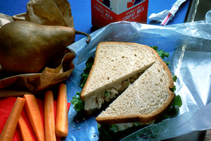 Teaching your child how to make and budget for school lunches