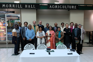 MSU to enter partnership with educational institution in India