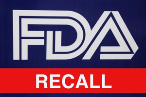 FDA logo with recall.