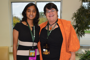 Yesha Patel represents Michigan at 2016 World Food Prize Global Youth Institute
