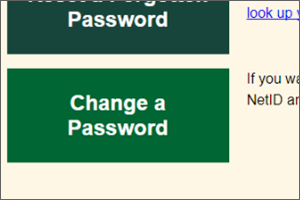Resetting Your MSU NetID Password