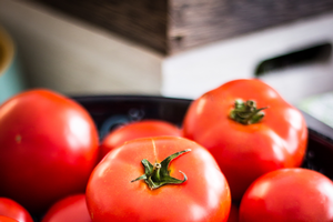 Tomatoes provide many health benefits