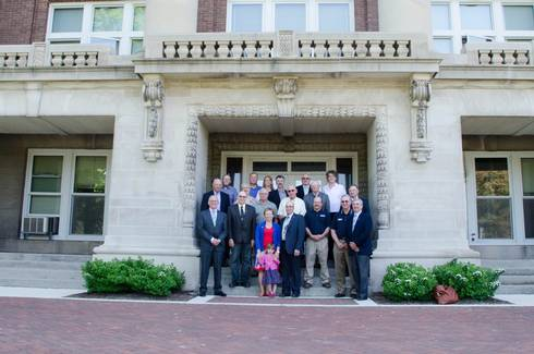 The MMPA celebrated its 100th anniversary at the Justin S. Morrill Hall of Agriculture.