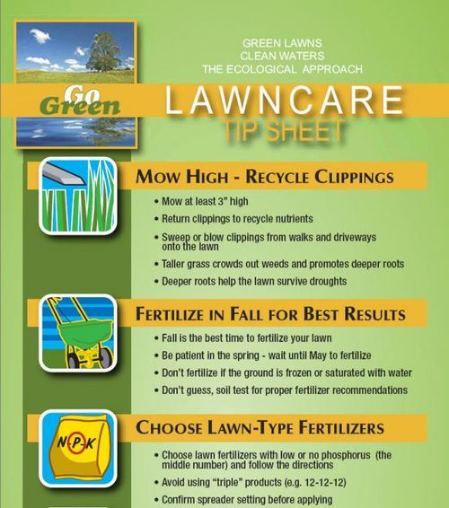 When Should I Fertilize My Lawn During Spring Msu Extension
