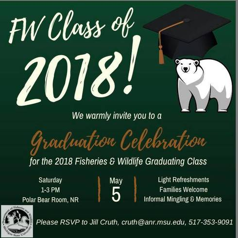 class of 2018 graduation celebration department of fisheries and