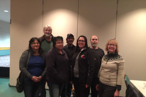Ontario Ojibwa members travel to U.P. to attend Seafood HAACP training