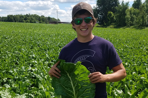 Crop and soil sciences prepares next generation of agriculture professionals